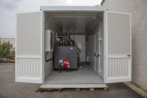 centrali termiche in container