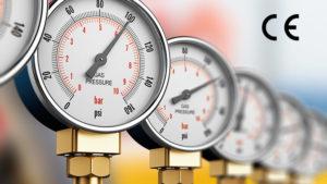 marcatura CE di attrezzature in pressione